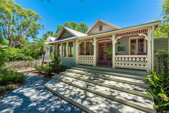 325 St George Street, St Augustine, FL 32084 (MLS #197255) :: Memory Hopkins Real Estate