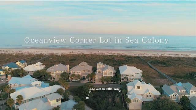 633 Ocean Palm Way, St Augustine Beach, FL 32080 (MLS #197265) :: Keller Williams Realty Atlantic Partners St. Augustine