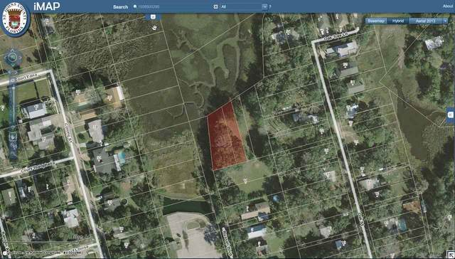 0 Russell Blvd, St Augustine, FL 32084 (MLS #197266) :: CrossView Realty
