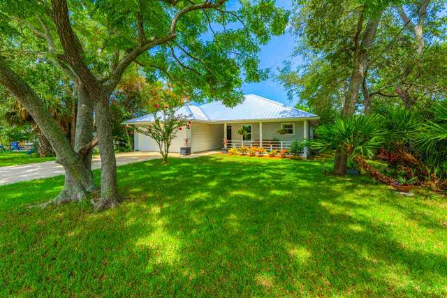 211 Cornell Road, St Augustine, FL 32086 (MLS #197290) :: Memory Hopkins Real Estate