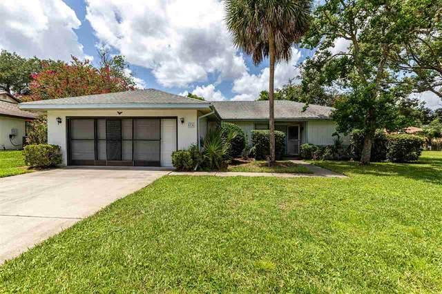 654 Gilda, St Augustine, FL 32086 (MLS #197318) :: The Newcomer Group
