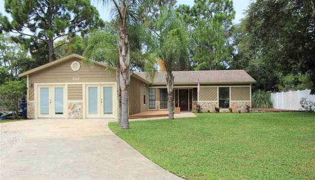 132 Bonita Road, St Augustine, FL 32086 (MLS #197331) :: The Newcomer Group