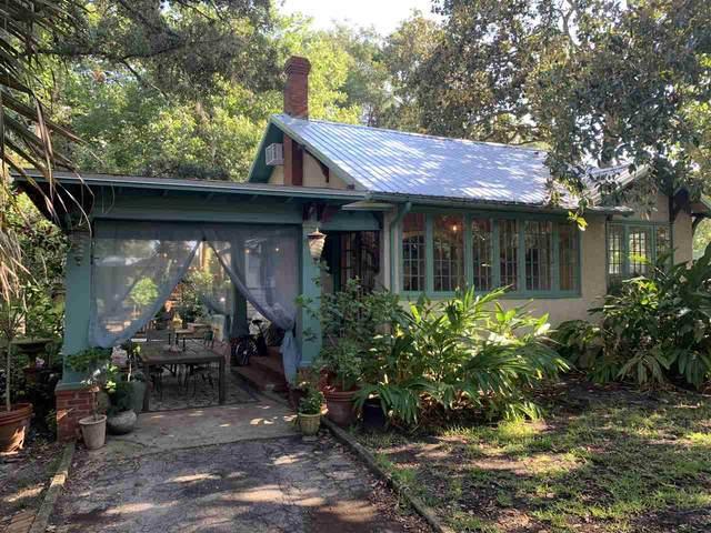 8 Park Ave, St Augustine, FL 32084 (MLS #197352) :: Bridge City Real Estate Co.