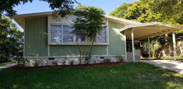 135 Deltona Blvd, St Augustine, FL 32086 (MLS #197377) :: The Newcomer Group