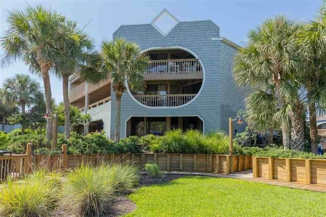 180 Ocean Hibiscus Dr D-301 #301, St Augustine, FL 32080 (MLS #197379) :: Century 21 St Augustine Properties
