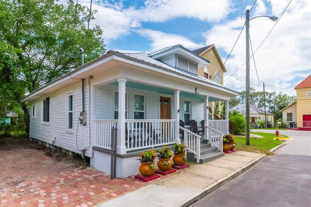 127 Lincoln St, St Augustine, FL 32084 (MLS #197388) :: Keller Williams Realty Atlantic Partners St. Augustine