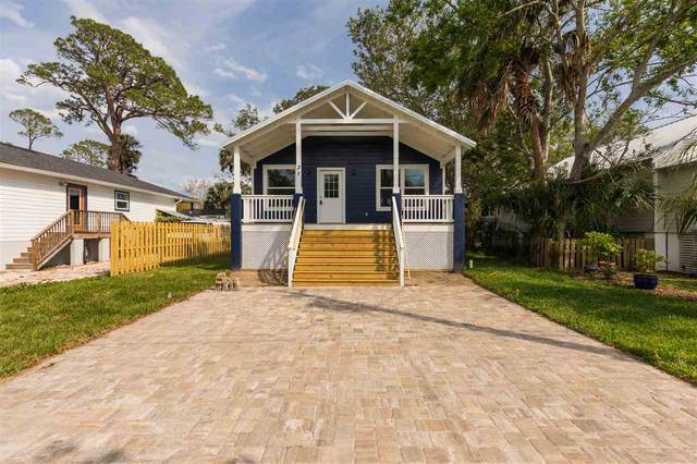 31 Atlantic Ave, St Augustine, FL 32084 (MLS #197416) :: Bridge City Real Estate Co.
