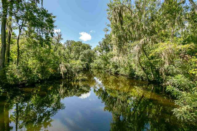 118 Orange Tree Rd., East Palatka, FL 32131 (MLS #197426) :: 97Park