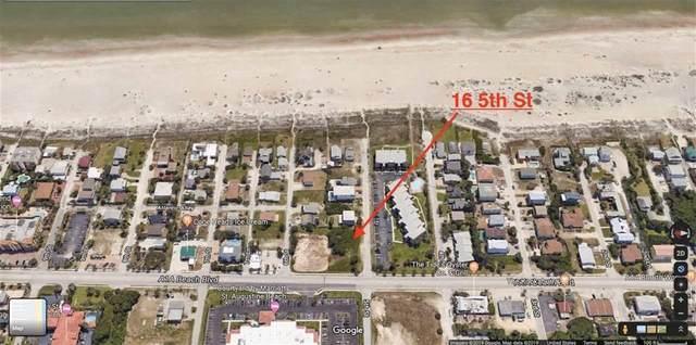 16 5th Street, St Augustine Beach, FL 32080 (MLS #197438) :: The DJ & Lindsey Team