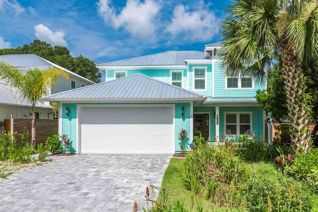 1723 Castile Street, St Augustine, FL 32080 (MLS #197439) :: Keller Williams Realty Atlantic Partners St. Augustine