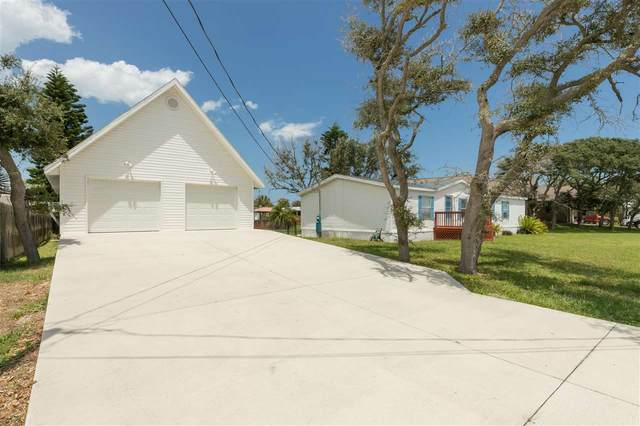 206 Ventura Road, St Augustine, FL 32080 (MLS #197441) :: Memory Hopkins Real Estate