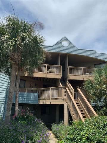 130 Ocean Hibiscus Drive H-304, St Augustine, FL 32080 (MLS #197458) :: The DJ & Lindsey Team