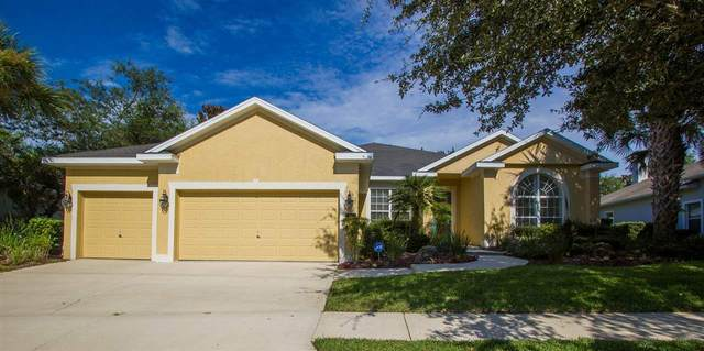 16 N Park Circle, Palm Coast, FL 32137 (MLS #197467) :: Memory Hopkins Real Estate