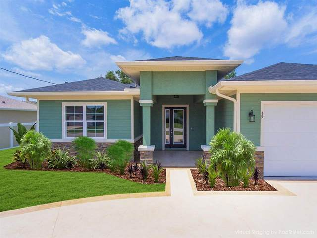 45 Laramie Dr, Palm Coast, FL 32137 (MLS #197473) :: Memory Hopkins Real Estate