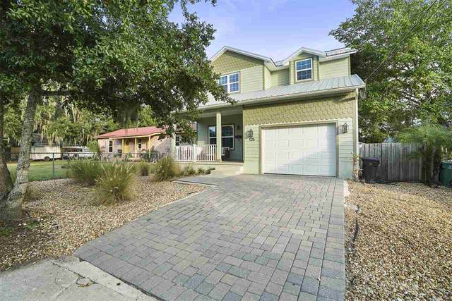 125 Lincoln Street, St Augustine, FL 32084 (MLS #197478) :: Keller Williams Realty Atlantic Partners St. Augustine