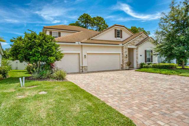 100 Pintoresco Dr, St Augustine, FL 32095 (MLS #197479) :: Better Homes & Gardens Real Estate Thomas Group