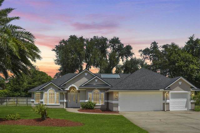 724 Willow Wood Pl, St Augustine, FL 32086 (MLS #197481) :: Bridge City Real Estate Co.