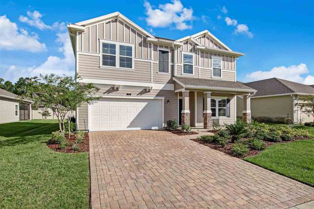74 Crown Colony, St Augustine, FL 32092 (MLS #197484) :: Memory Hopkins Real Estate