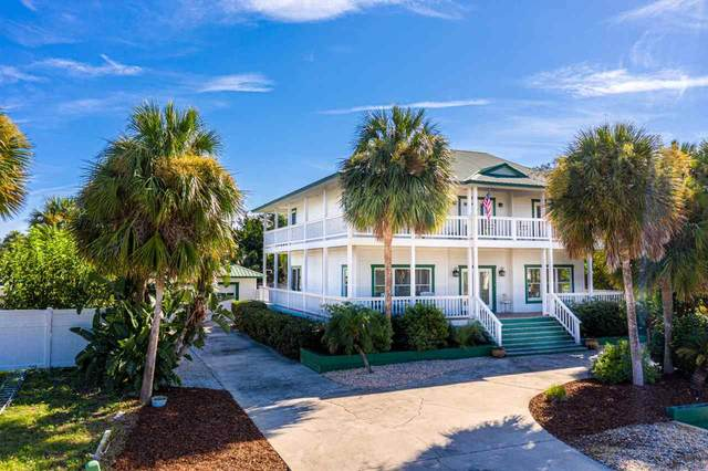 304 Genoa Rd, St Augustine, FL 32084 (MLS #197485) :: The Newcomer Group