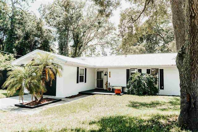 110 Prince Rd, St Augustine, FL 32086 (MLS #197486) :: The Newcomer Group