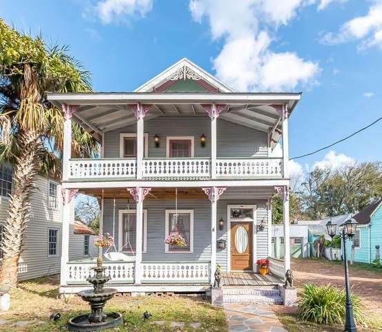 45 Abbott, St Augustine, FL 32084 (MLS #197488) :: 97Park