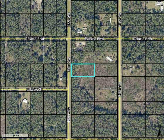 10520 Ebert Avenue, Hastings, FL 32145 (MLS #197494) :: Bridge City Real Estate Co.