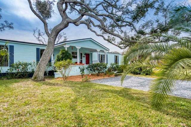 211 Desoto Rd, St Augustine, FL 32080 (MLS #197514) :: Memory Hopkins Real Estate