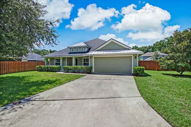 281 Roaring Brook Dr, St Augustine, FL 32084 (MLS #197516) :: The Newcomer Group
