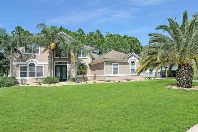 1309 Garrison Dr, St Augustine, FL 32092 (MLS #197520) :: Noah Bailey Group