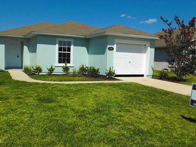 184 Brookfall Drive, St Augustine, FL 32092 (MLS #197550) :: The Newcomer Group