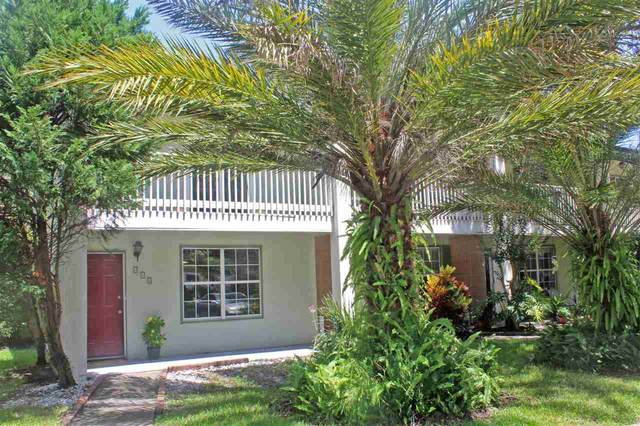 614 Bowers Lane, St Augustine Beach, FL 32080 (MLS #197556) :: Bridge City Real Estate Co.