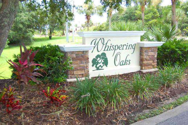 129 Whispering Oaks Circle, St Augustine Beach, FL 32080 (MLS #197560) :: The Newcomer Group