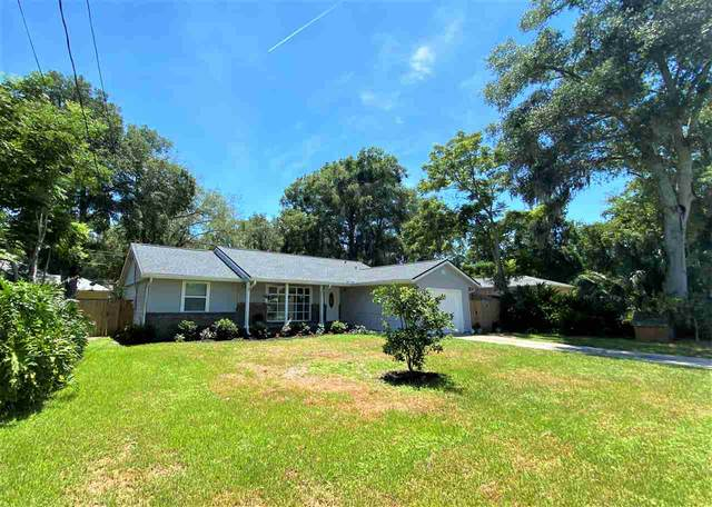 130 Mohegan Rd, St Augustine, FL 32086 (MLS #197563) :: The Newcomer Group