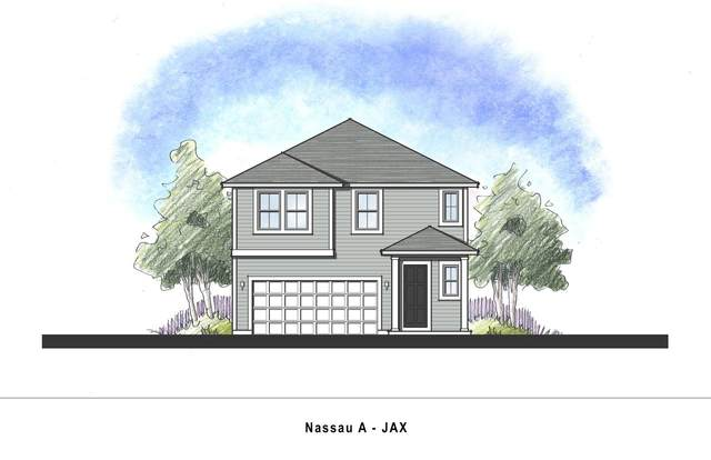 120 Cottage Green Pl, St Augustine, FL 32092 (MLS #197567) :: The Newcomer Group