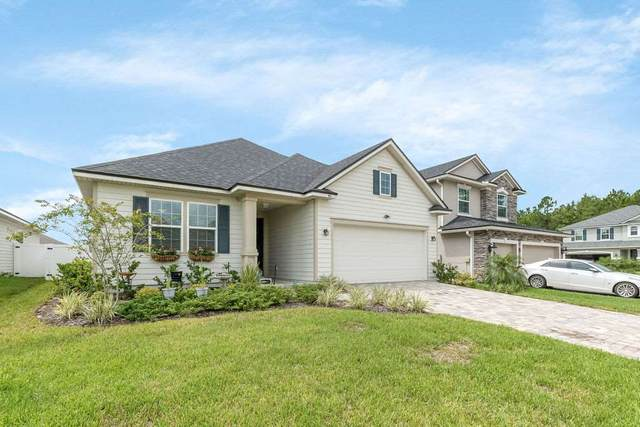 93 Quartz Pl, St Augustine, FL 32086 (MLS #197629) :: Bridge City Real Estate Co.