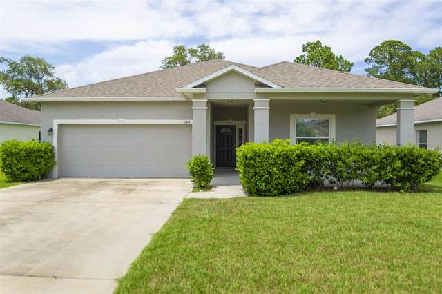 108 Greenwillow Drive, St Augustine, FL 32086 (MLS #197657) :: Bridge City Real Estate Co.