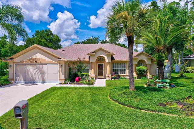 28 Edith Lane, Palm Coast, FL 32164 (MLS #197681) :: Bridge City Real Estate Co.