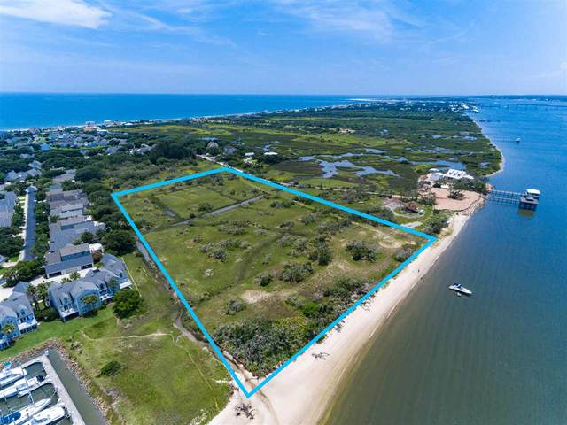 630 Carcaba Road, St Augustine, FL 32084 (MLS #197705) :: Bridge City Real Estate Co.