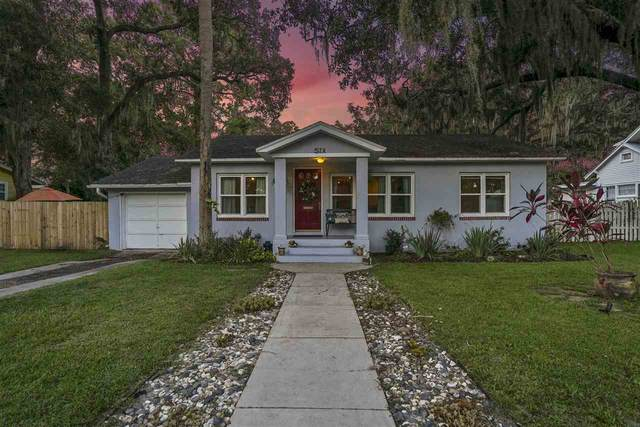 6 Nelmar Ave, St Augustine, FL 32084 (MLS #197707) :: The DJ & Lindsey Team