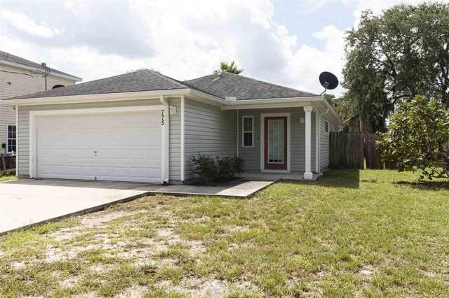775 Delespine Ave, St Augustine, FL 32084 (MLS #197724) :: Memory Hopkins Real Estate