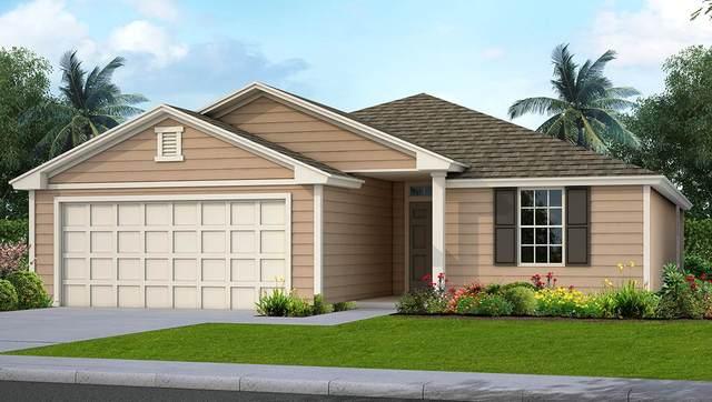 6061 Old Dixie Dr, St Augustine, FL 32095 (MLS #197725) :: Memory Hopkins Real Estate