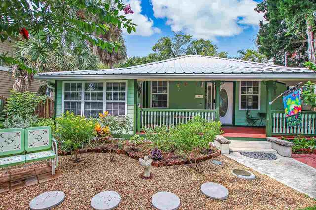 162 Martin Luther King, St Augustine, FL 32084 (MLS #197732) :: Keller Williams Realty Atlantic Partners St. Augustine