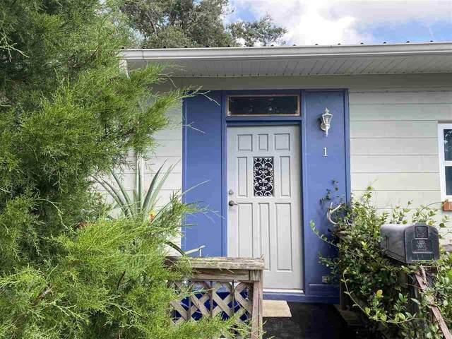 1 Barcelona Ave, St Augustine, FL 32080 (MLS #197736) :: Bridge City Real Estate Co.