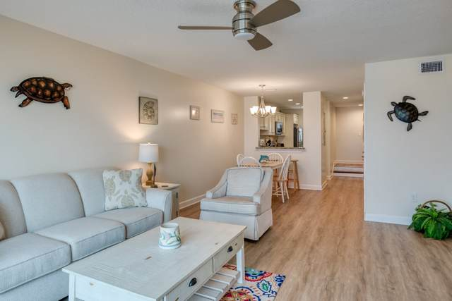8550 A1a South #162 #162, St Augustine, FL 32080 (MLS #197751) :: Keller Williams Realty Atlantic Partners St. Augustine