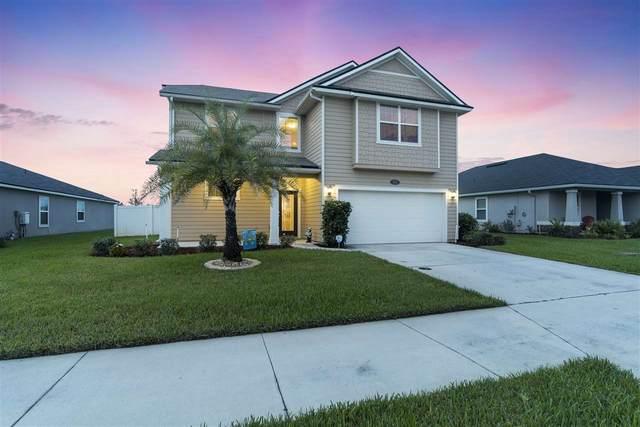 296 Deer Crossing, St Augustine, FL 32086 (MLS #197758) :: Memory Hopkins Real Estate