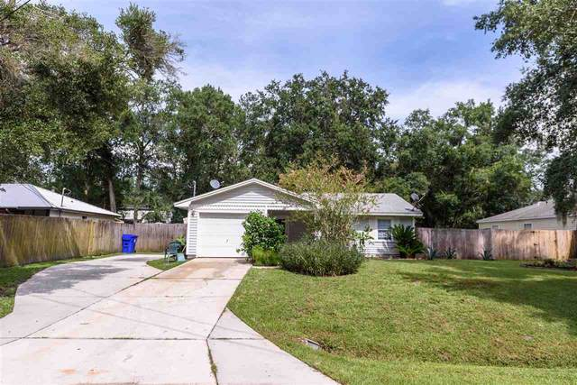 1330 Truman Drive, St Augustine, FL 32084 (MLS #197768) :: Better Homes & Gardens Real Estate Thomas Group