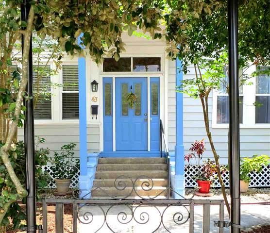 43 Rohde Ave, St Augustine, FL 32084 (MLS #197774) :: Bridge City Real Estate Co.