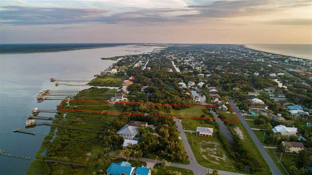 6490 Nassau Street, St Augustine, FL 32080 (MLS #197776) :: The Impact Group with Momentum Realty