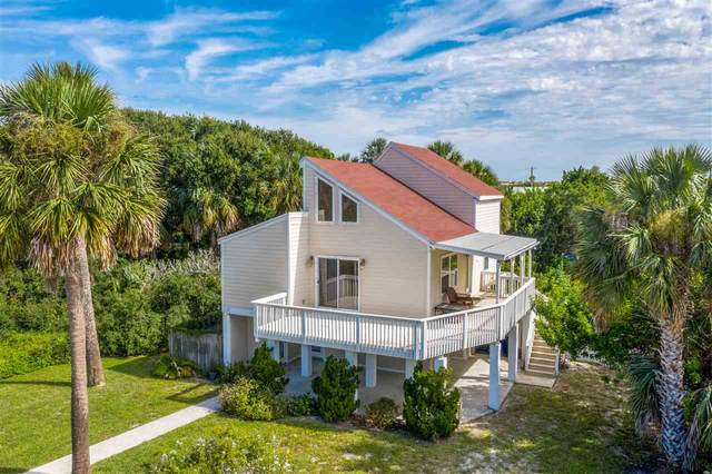 48 Manresa Rd, St Augustine, FL 32084 (MLS #197805) :: Bridge City Real Estate Co.
