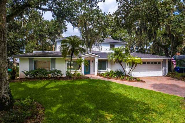 55 Willow Dr, St Augustine, FL 32080 (MLS #197806) :: Bridge City Real Estate Co.